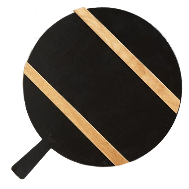 Black Mod Charcuterie Board, Medium | Scout & Nimble