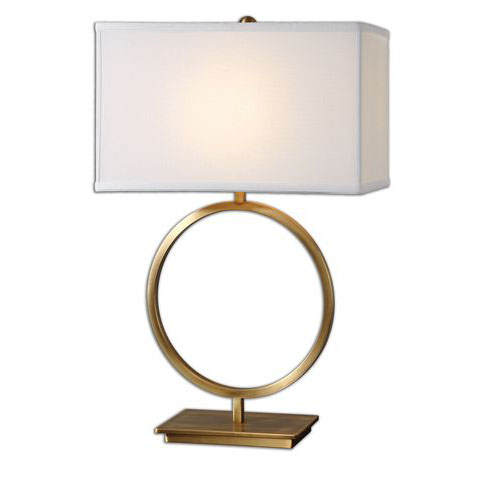 Uttermost Duara Circle Table Lamp | Scout & Nimble