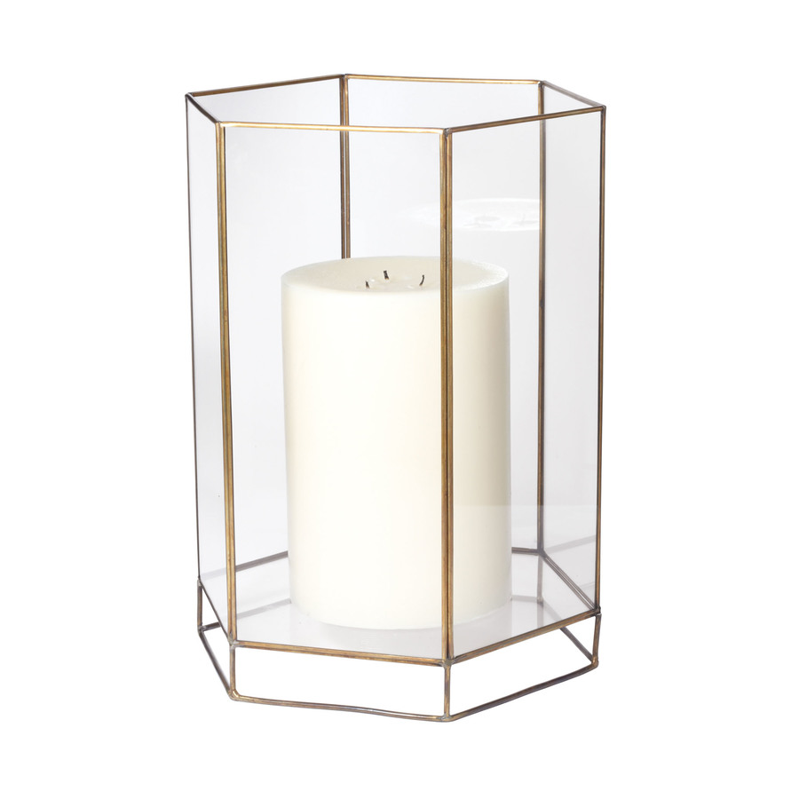 Glass Oriel Hurricane • $142