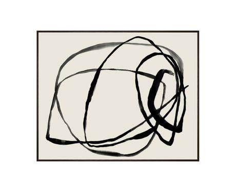 Black Circles III Artwork