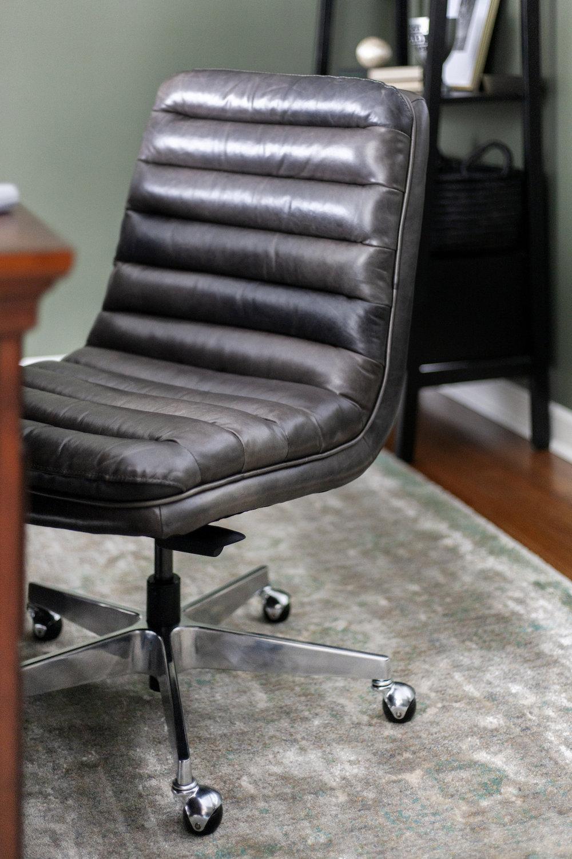SHOP THE LOOK     |  Wyatt Home Office Chair