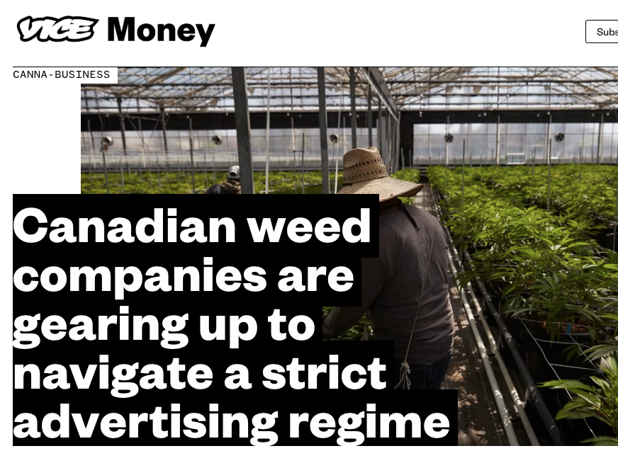 Vice News seeks insight from Crowns CEO