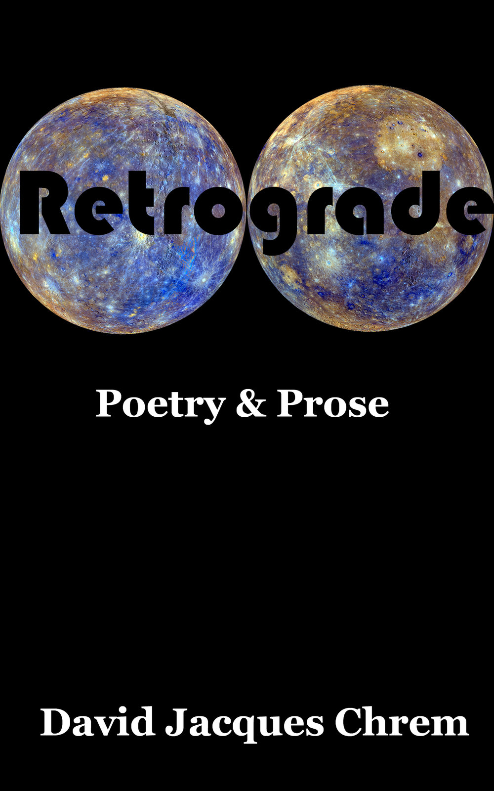 Retrograde: Poetry & Prose cover art