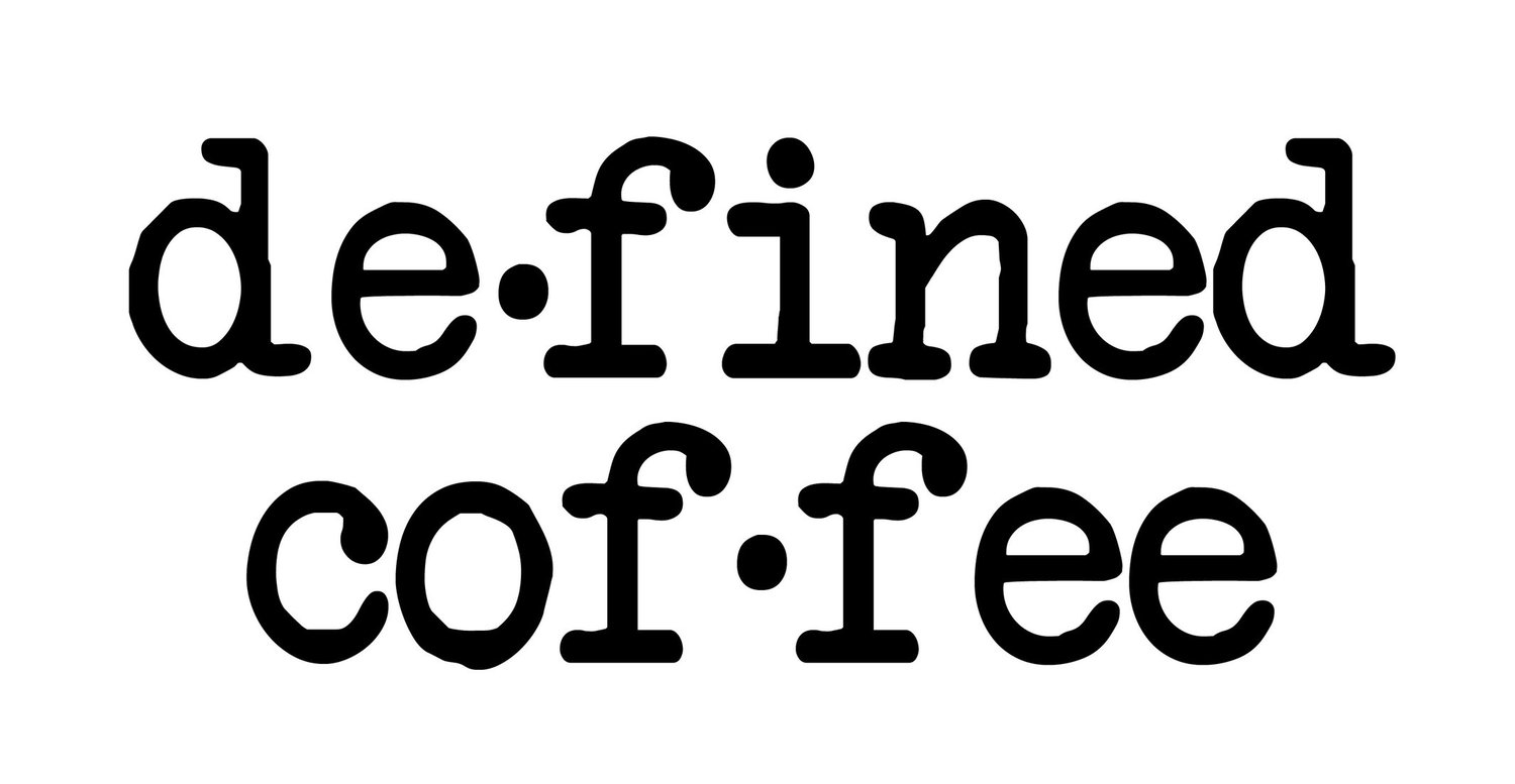 Defined Coffee