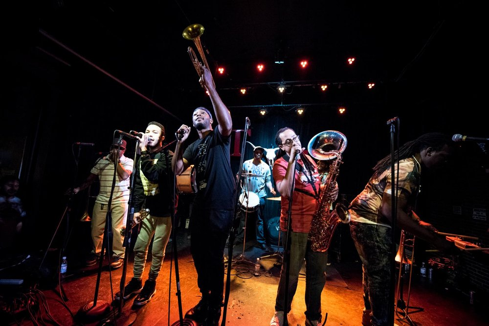 6.23 | REBIRTH BRASS BAND |   SOLD OUT