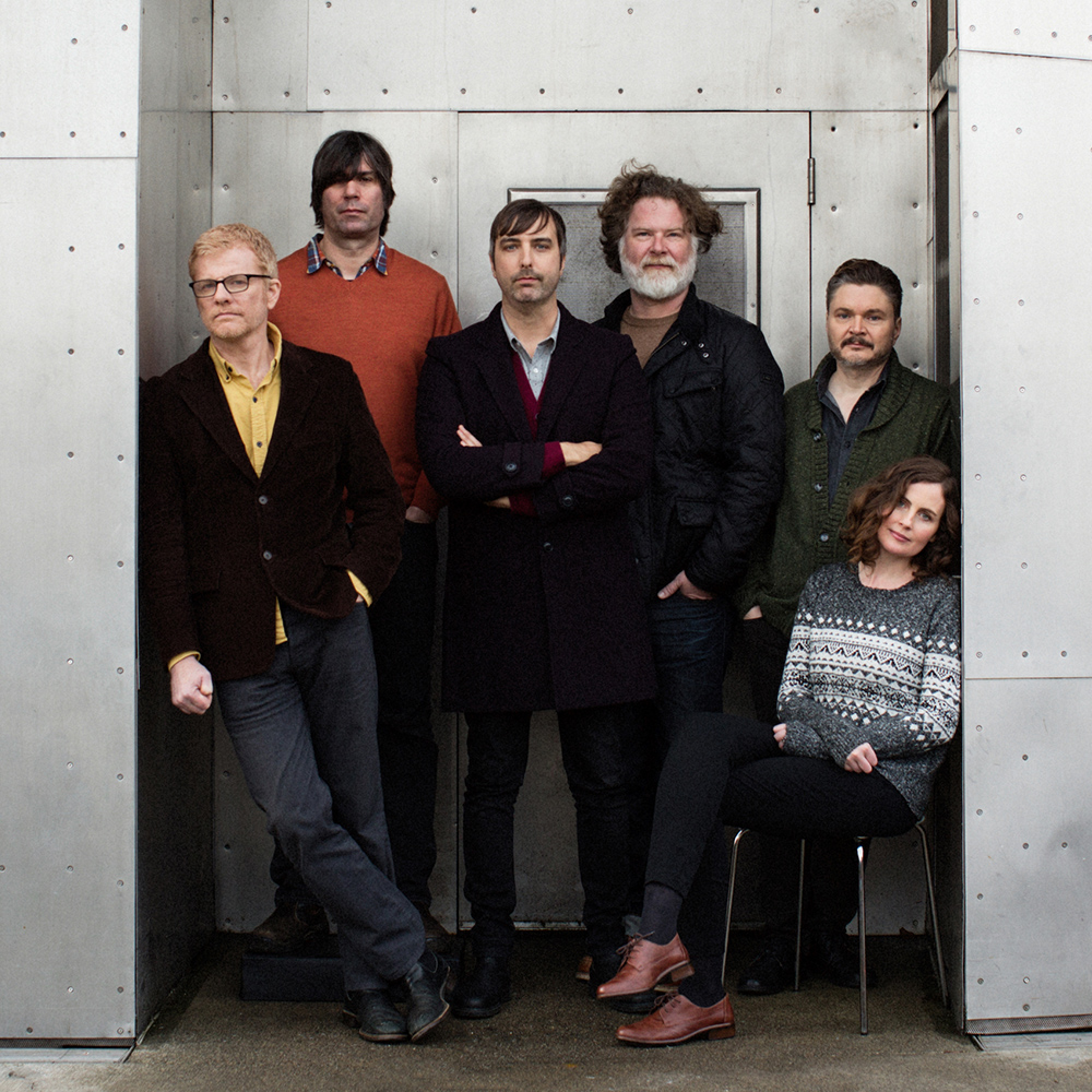 6.22 THE NEW PORNOGRAPHERS |   SOLD OUT