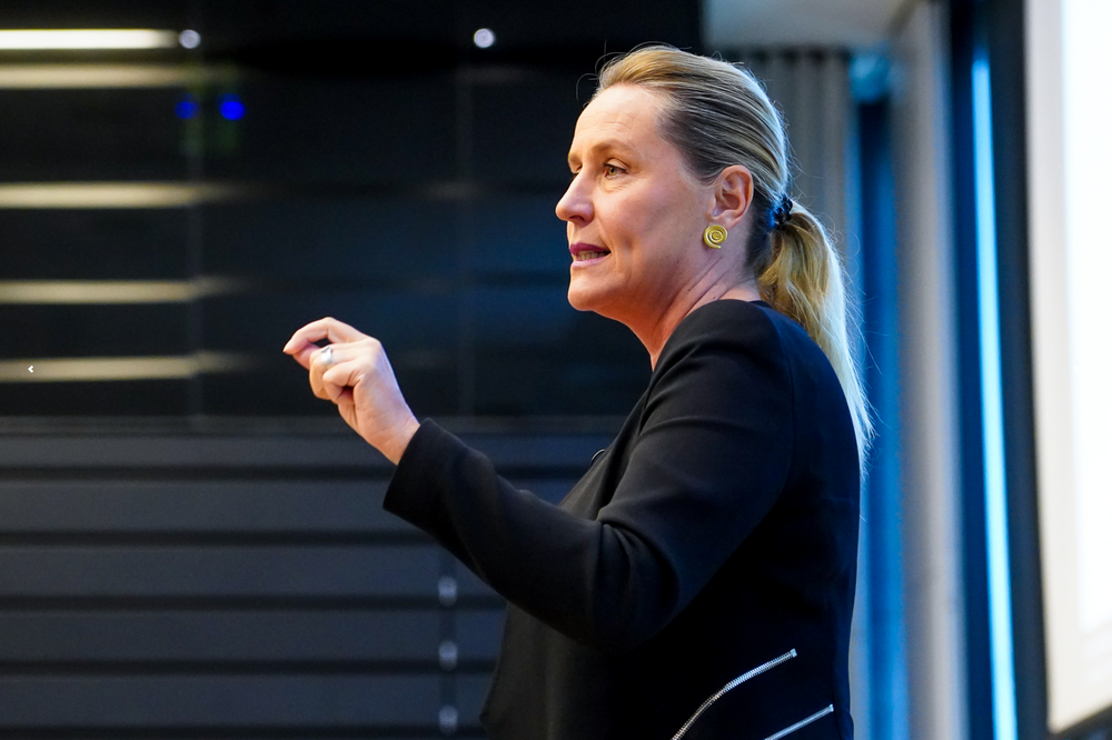 """""""There's more rigour in the marketing department than the HR department"""". - Professor Iris Bohnet at BAD2018"""
