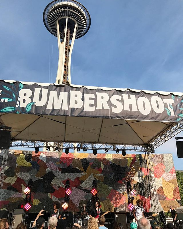@thenewrespects blowing minds at #Bumbershoot!  #music #thenewrespects #grateful