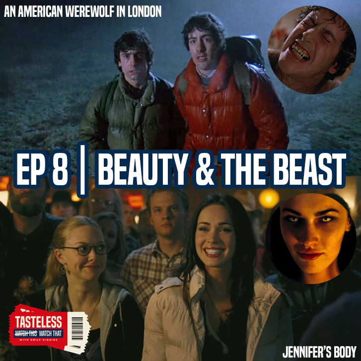 An American Werewolf in London vs Jennifer's Body