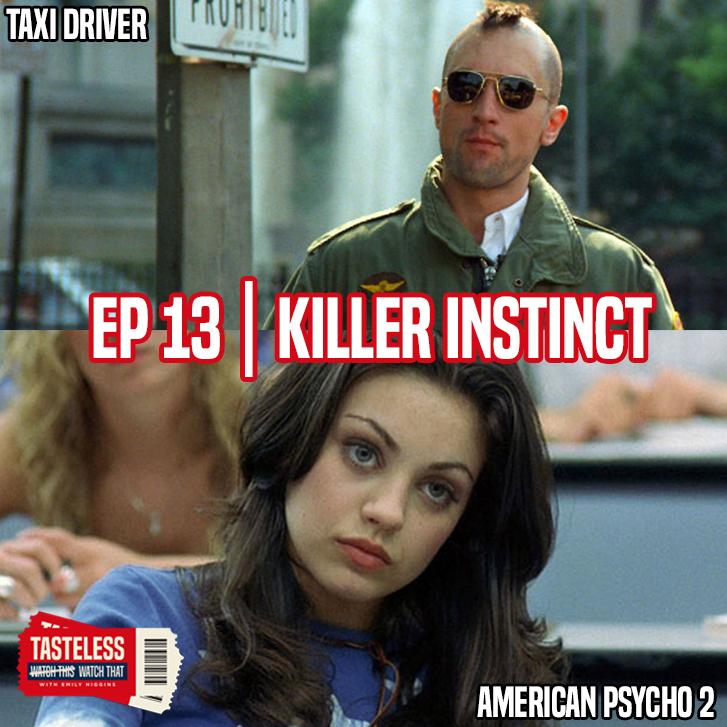 Taxi Driver vs American Psycho 2