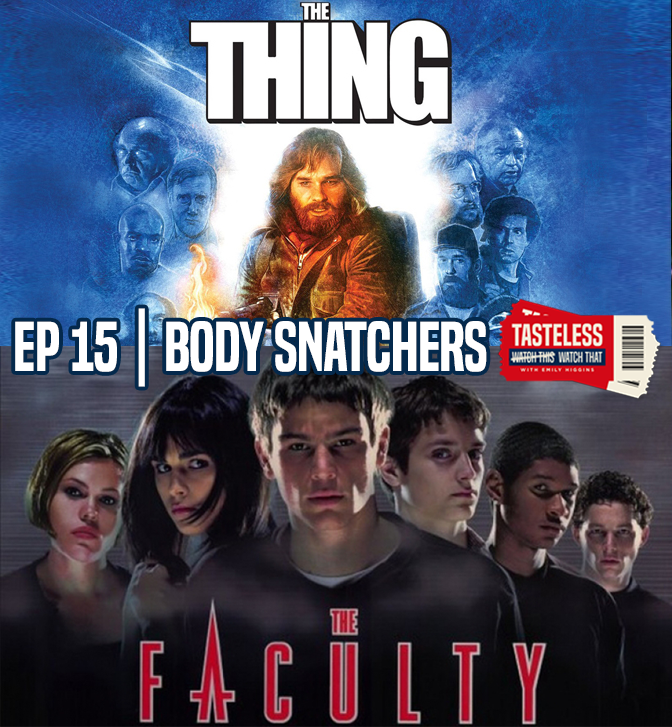 The Thing vs The Faculty