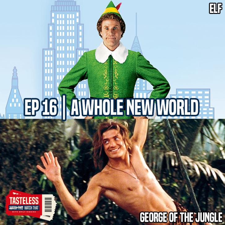 Elf vs George of the Jungle