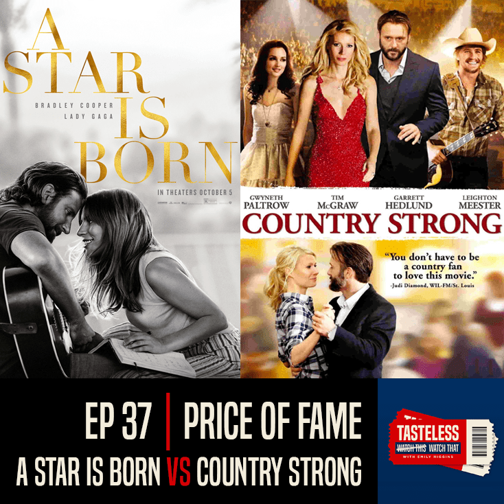 A Star is Born 2018 vs Country Strong