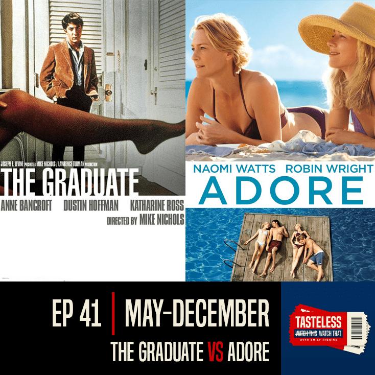 The Graduate vs Adore