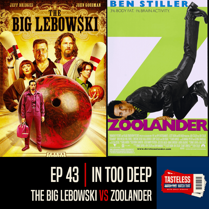 The Big Lebowski vs Zoolander