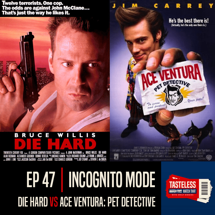 Die Hard vs Ace Ventura Pet Detective
