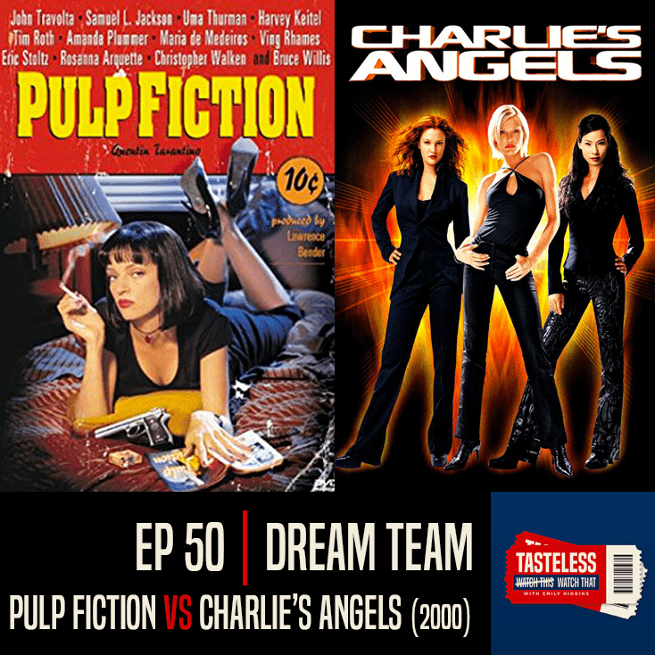 Pulp Fiction vs Charlie's Angels 2000