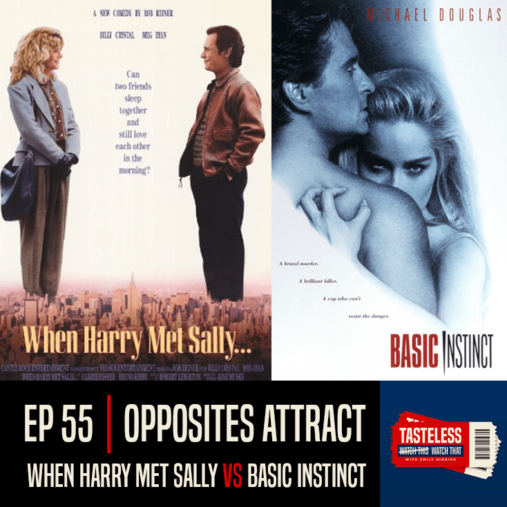 When Harry Met Sally vs Basic Instinct