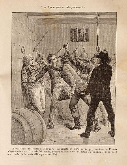 The Assassination of William Morgan