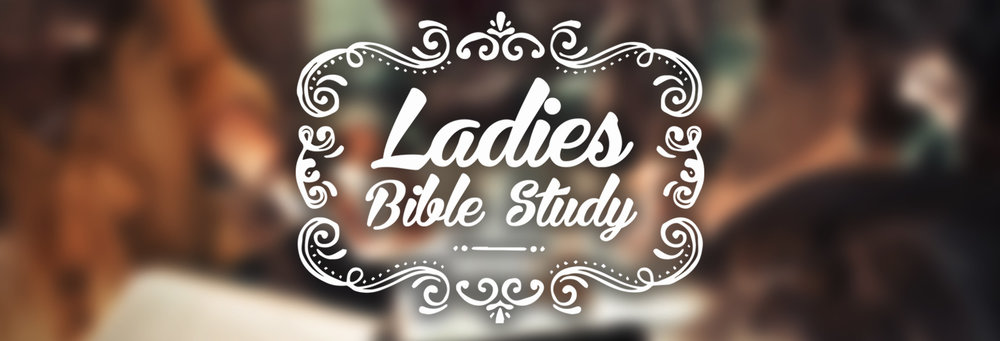 LADIES BIBle STUDY MEETS EVERY TUESDAY NIGHT AT 7 P.M AT THE CHURCH. wE ARE CURRENTLY DO A STUDY ON: 'having a mary heart in a martha world'  pLEASE JOIN US. ALL ARE WELCOME!