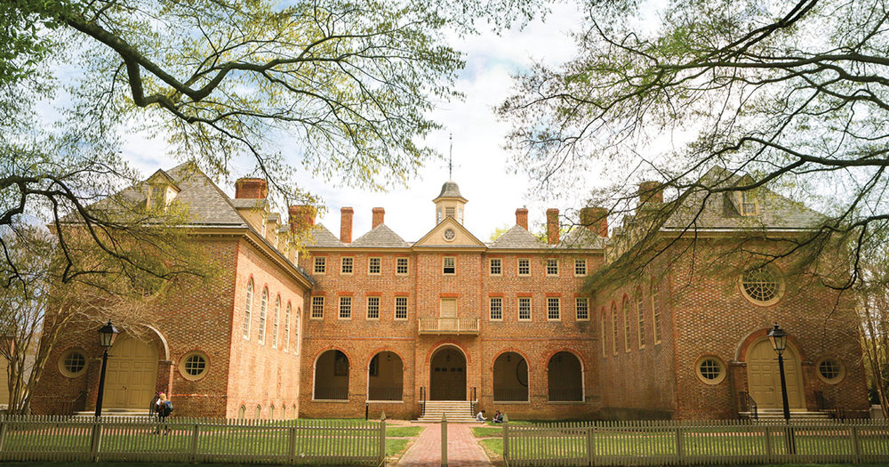 The Wren Chapel at William and Mary, courtesy of wm.edu