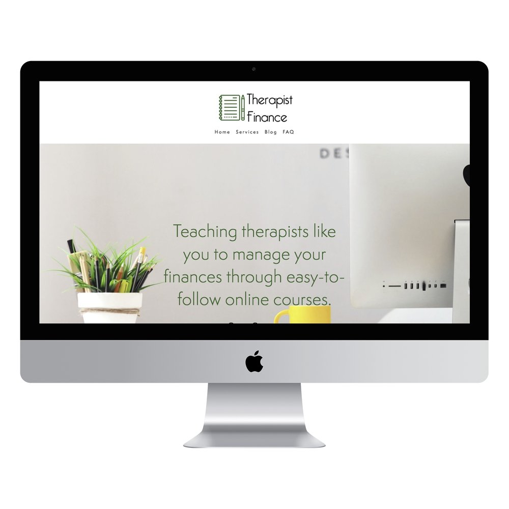 Therapist Finance | www.therapistfinance.com