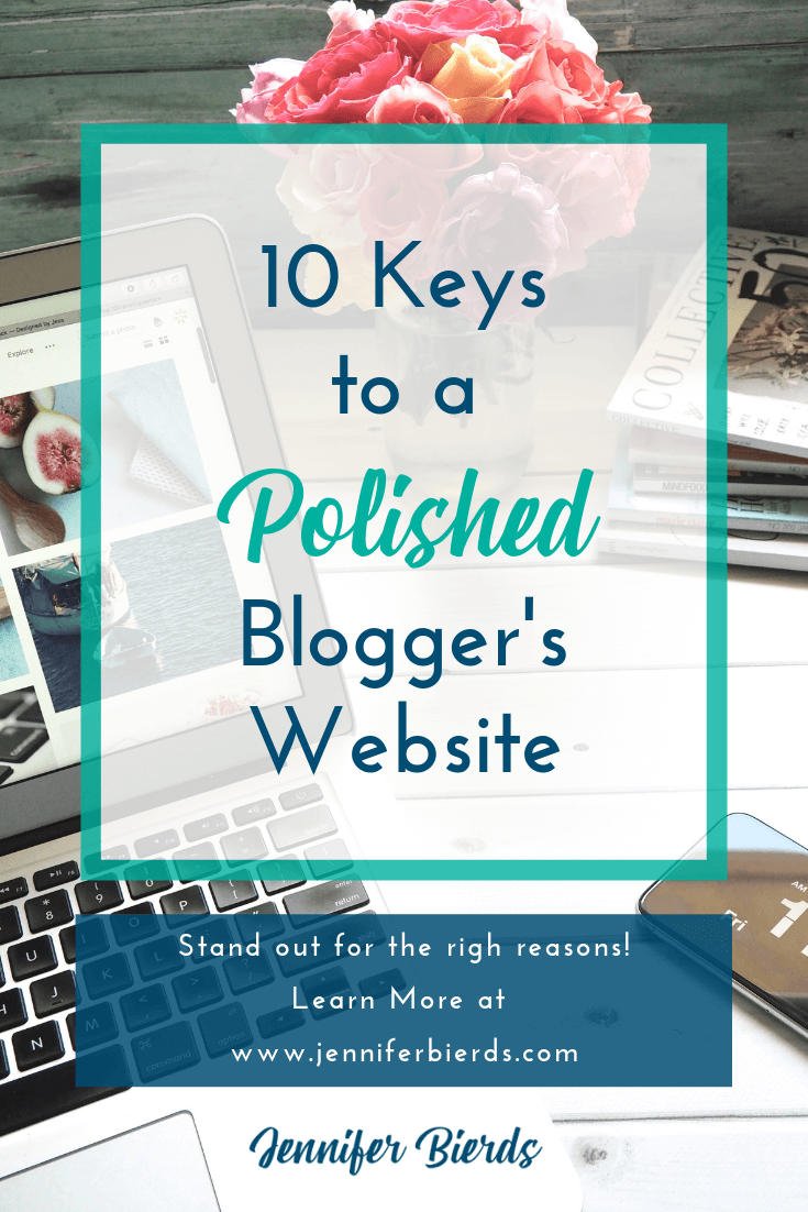 10 Keys to a Polished Blogger's Website.png