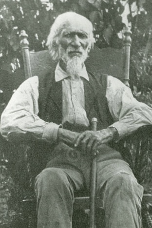 Moses Carver in his later years. Unfortunately, I could not find Susan's picture)