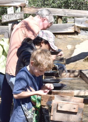 It's entertainment for the whole family! - Julian Gold Rush Days is a great opportunity to turn back the clock and experience the Julian of early days.