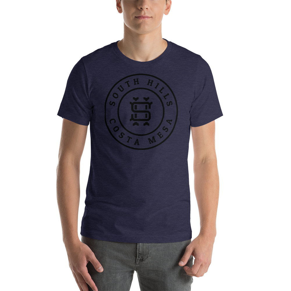 SHCM-Baseball-Badge-Black2x_mockup_Front_Mens_Heather-Midnight-Navy.png