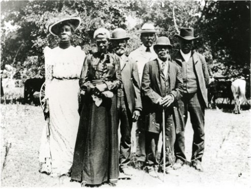 Texas Juneteenth Celebration, 1900 Austin History Center at Austin Public Library