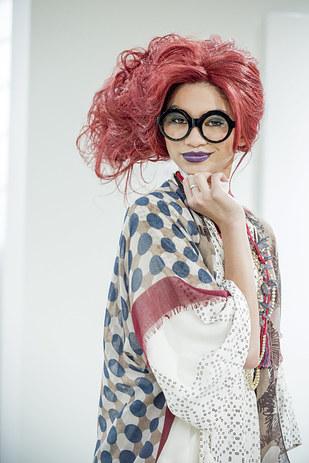 Zendaya as Lola Fingers, Disney promotional image