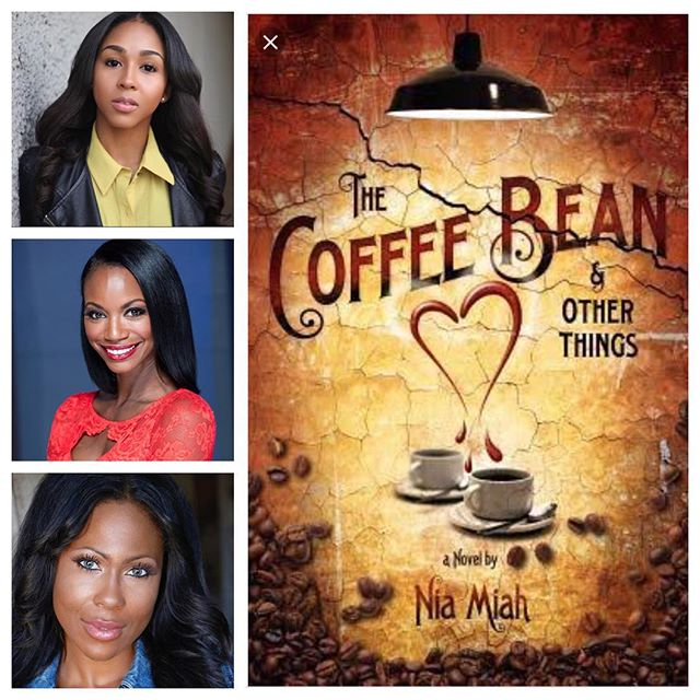 A few voices you'll hear on the audiobook @officiallycammi  @tajavsimpson @cherellepatrice appreciate the support! Audiobook coming soon.. #TGIF #Friday #GoodReadsOnly