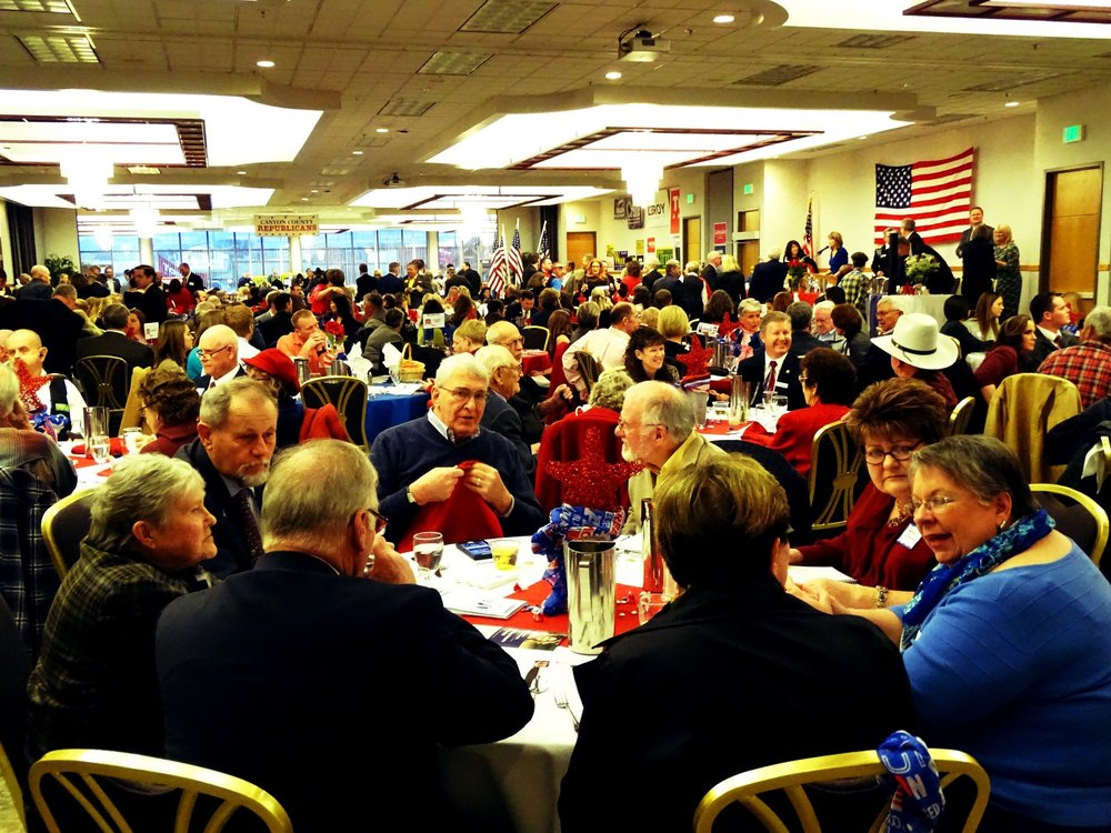 Nampa Lincoln Day 2018