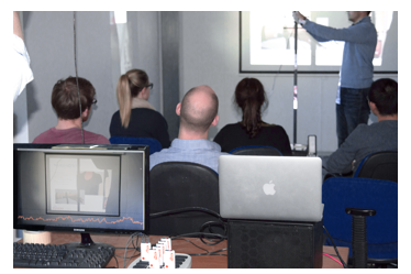 Shimmer audience for 'In House' Trial       NeuroLynQ Software