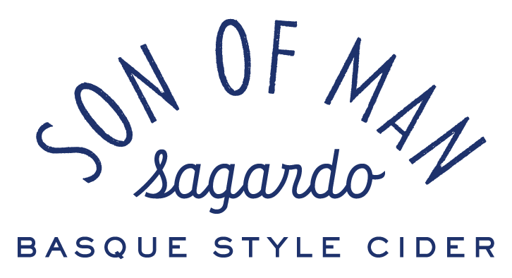 Son Of Man Sagardo - Basque Style Cider from Oregon
