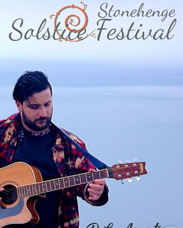 I will be playing at Solsticefest 2019!  Head over to https://www.solsticefest.co.uk to grab your tickets.  First festival announcement of many I hope.  #festivals #music #stonehenge #solsticefest #summersolstice #tickets #announcement #firstofmany