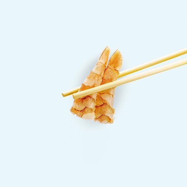 Shrimp Sashimi