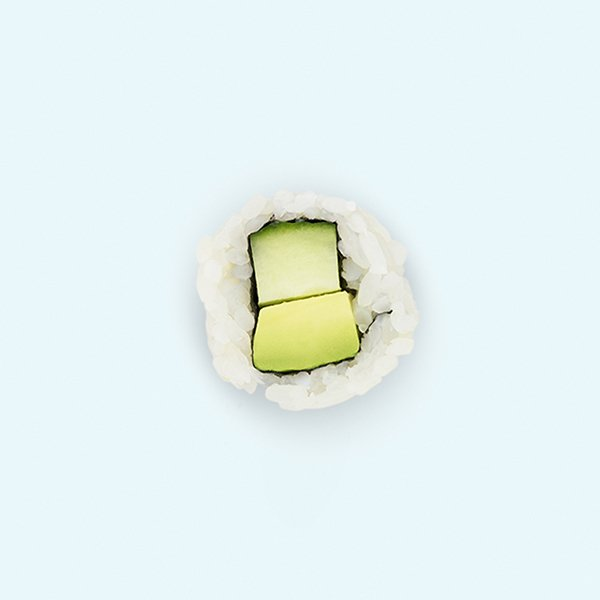 Cucumber Avocado Roll
