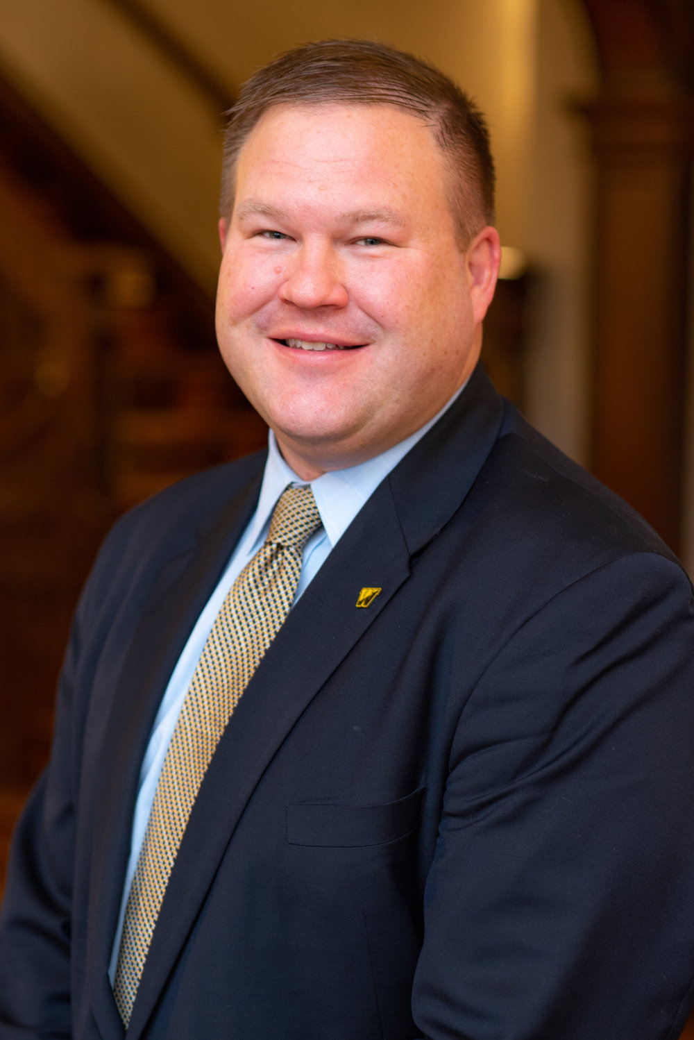 Wayne Webster - Board member  vice president for advancement - the college of wooster