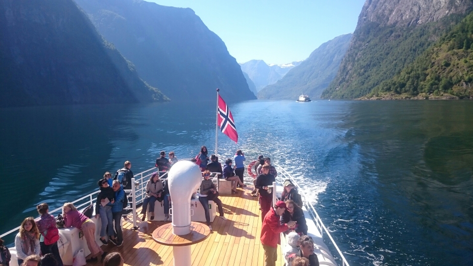Copyright © Reserved: Norwegian Fjord Voyage AS & Showline Norway AS
