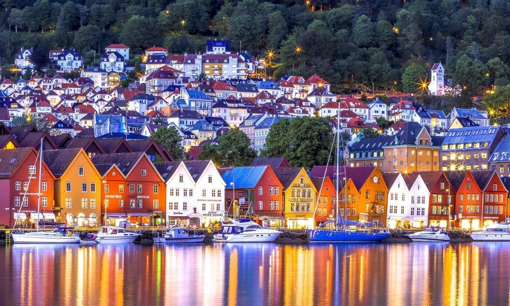 Copyright © Reserved: Bergen Reiselivslag / Girish Chouhan - visitBergen.com
