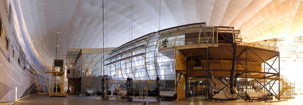 Terminal, 2003