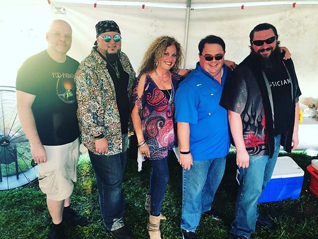We had a blast this past Saturday playing Journey and Toto for Barbourville!