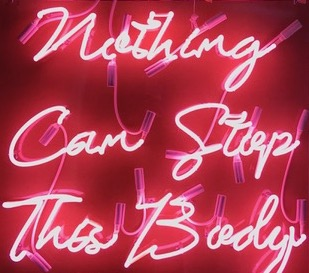 """""""Nothing Can Stop This Body"""""""