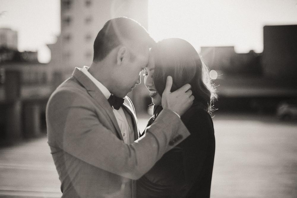 Long Beach Engagement Couples Photographer | Mirage + Light