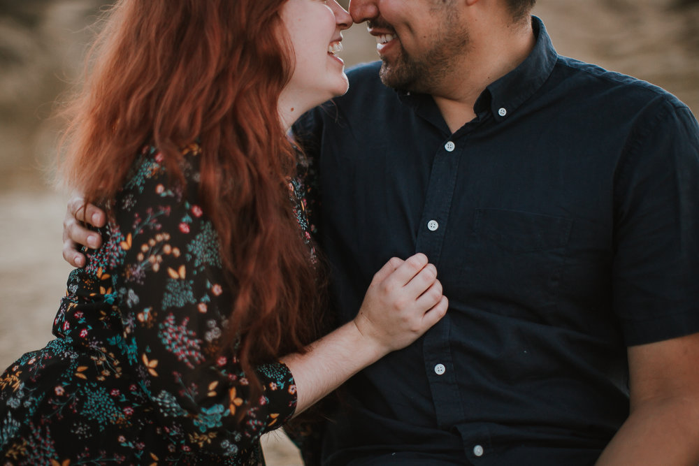 Long Beach Engagement Couples Photographer | Mirage + Light