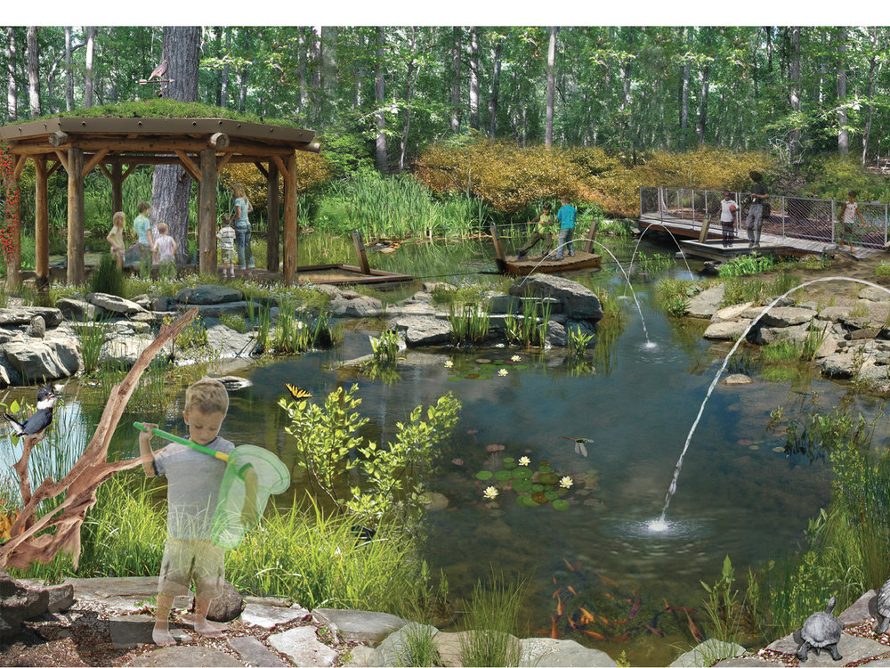 uga children's garden -