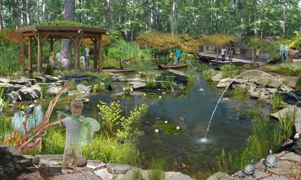 uga children's garden -