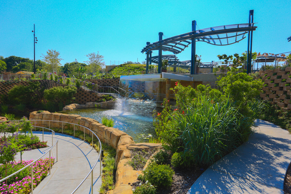 Check out our feature in the October 2018 issue of Landscape Architect and Specifier News Magazine! -